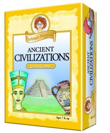 Professor Noggin's Card Game - Ancient Civilizations