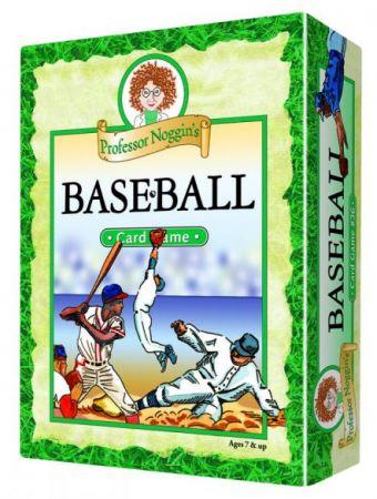 Professor Noggin's Card Game - Baseball