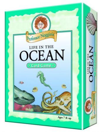 Professor Noggin's Card Game - Life in the Ocean