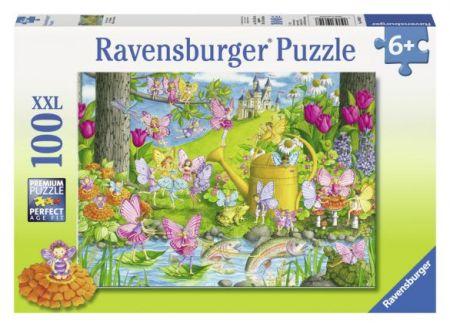 Ravensburger 100 pcs Puzzle - Fairy Playland
