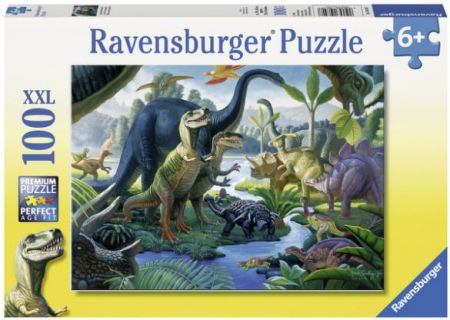 Ravensburger 100 pcs Puzzle - Land of the Giants