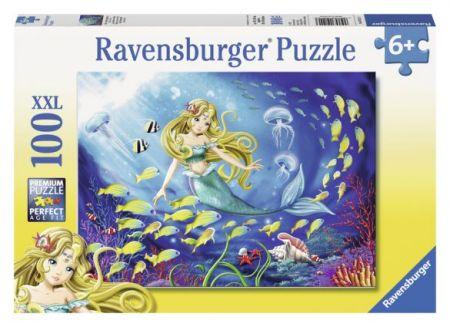 Ravensburger 100 pcs Puzzle - Little Mermaid
