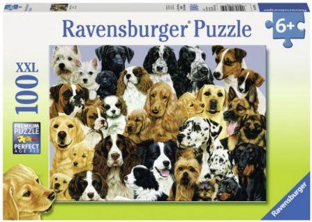 Ravensburger 100 pcs Puzzle - Mother's Pride