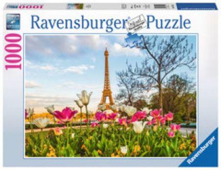 Ravensburger 1000 pcs Puzzle - Eiffel Tulips