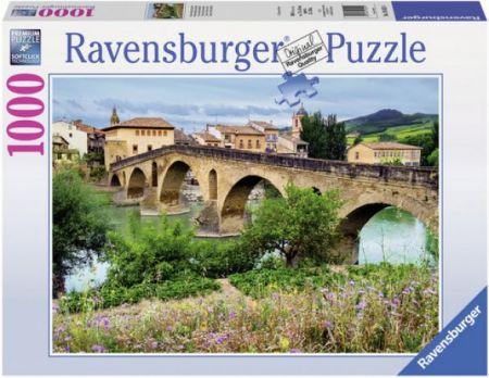 Ravensburger 1000 pcs Puzzle - Puente la Reina, Spain