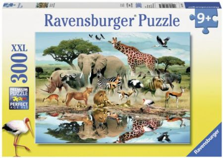 Ravenburger 300 pcs Puzzle - Watering Holes