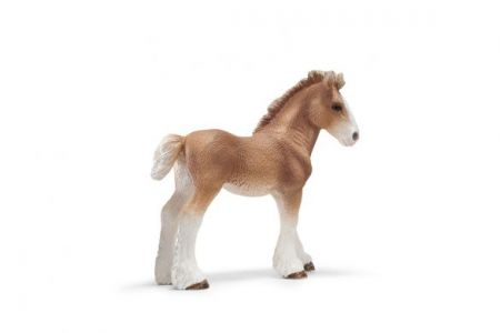Schleich #13671 - Clydesdale Foal