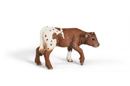 Schleich #13684 - Texas Longhorn Calf