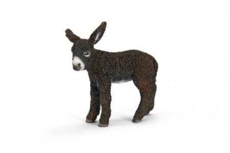 Schleich #13686 - Poitou Donkey Foal