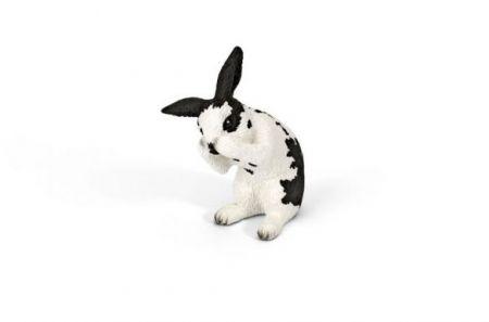 Schleich #13698 - Rabbit, grooming