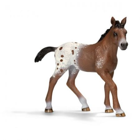 Schleich #13733 - Appaloosa Foal