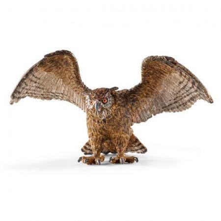 Schleich #14738 - Eagle Owl.