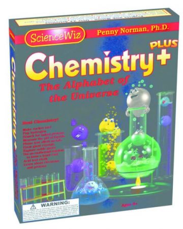 Science Wiz - Chemistry Plus+