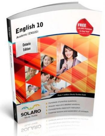 SOLARO Study Guide English 10 Academic (ENG2D)