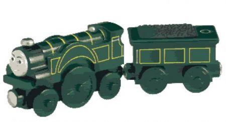 Thomas & Friends Wooden Railway - Emily Y4075