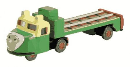 Thomas & Friends Wooden Railway - Madge LC99056