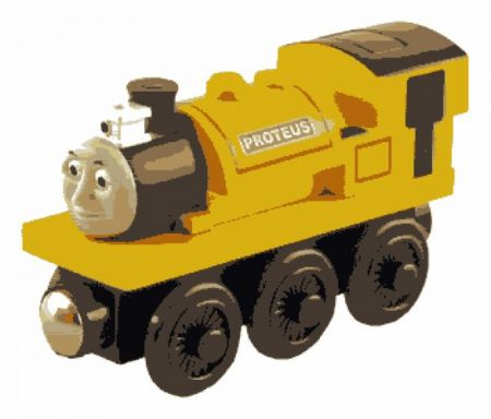 Thomas & Friends Wooden Railway - Proteus LC99047