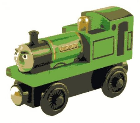 Thomas & Friends Wooden Railway - Smudger LC98011